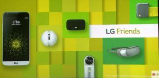 7 accessoires «LG Friends» du LG G5 en détails