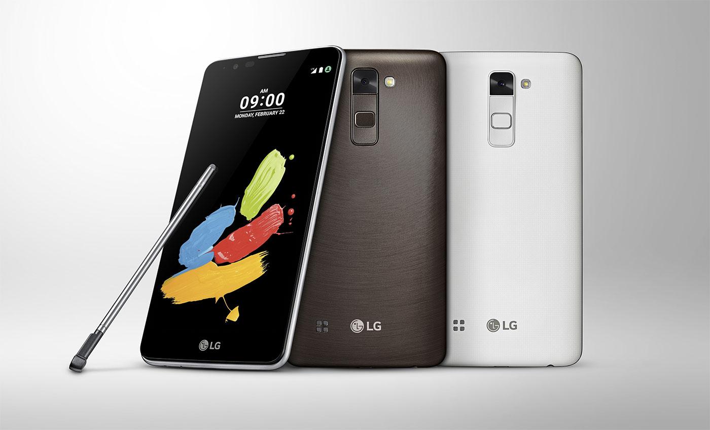 LG va dévoiler son Stylus 2, une phablette «stylet»