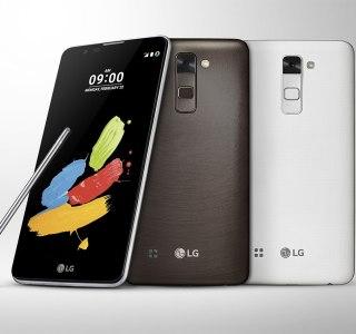 Radio Numérique Terrestre : le LG Stylus 2 inaugure le support du DAB+