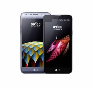 LG X Cam et LG X Screen : deux nouveaux smartphones dérivés des G5 et V10