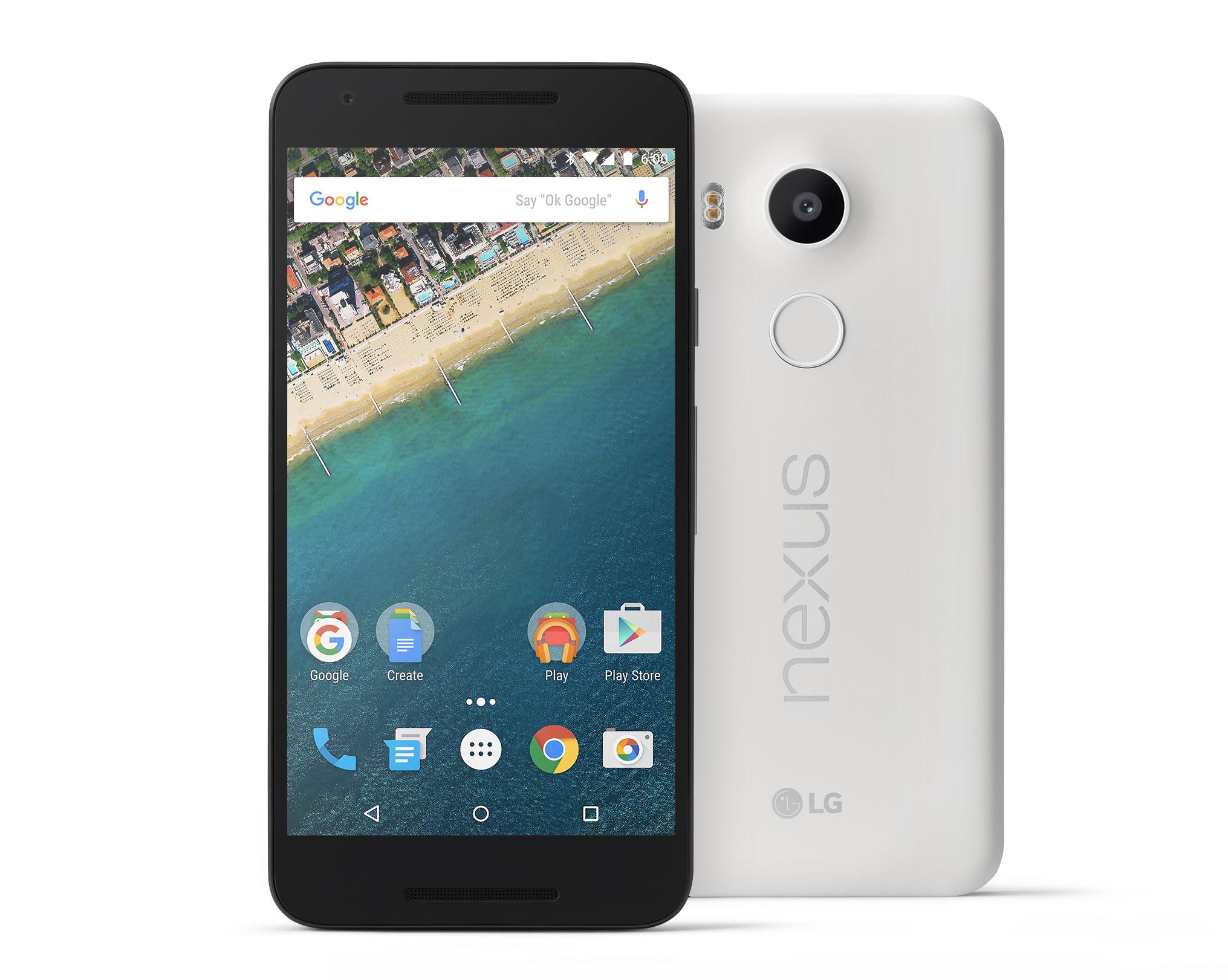 🔥 Bon plan : Le Google Nexus 5X à 299 euros