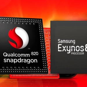 Galaxy S7 et S7 Edge : Quelles différences entre les versions Exynos 8890 et Snapdragon 820 ?