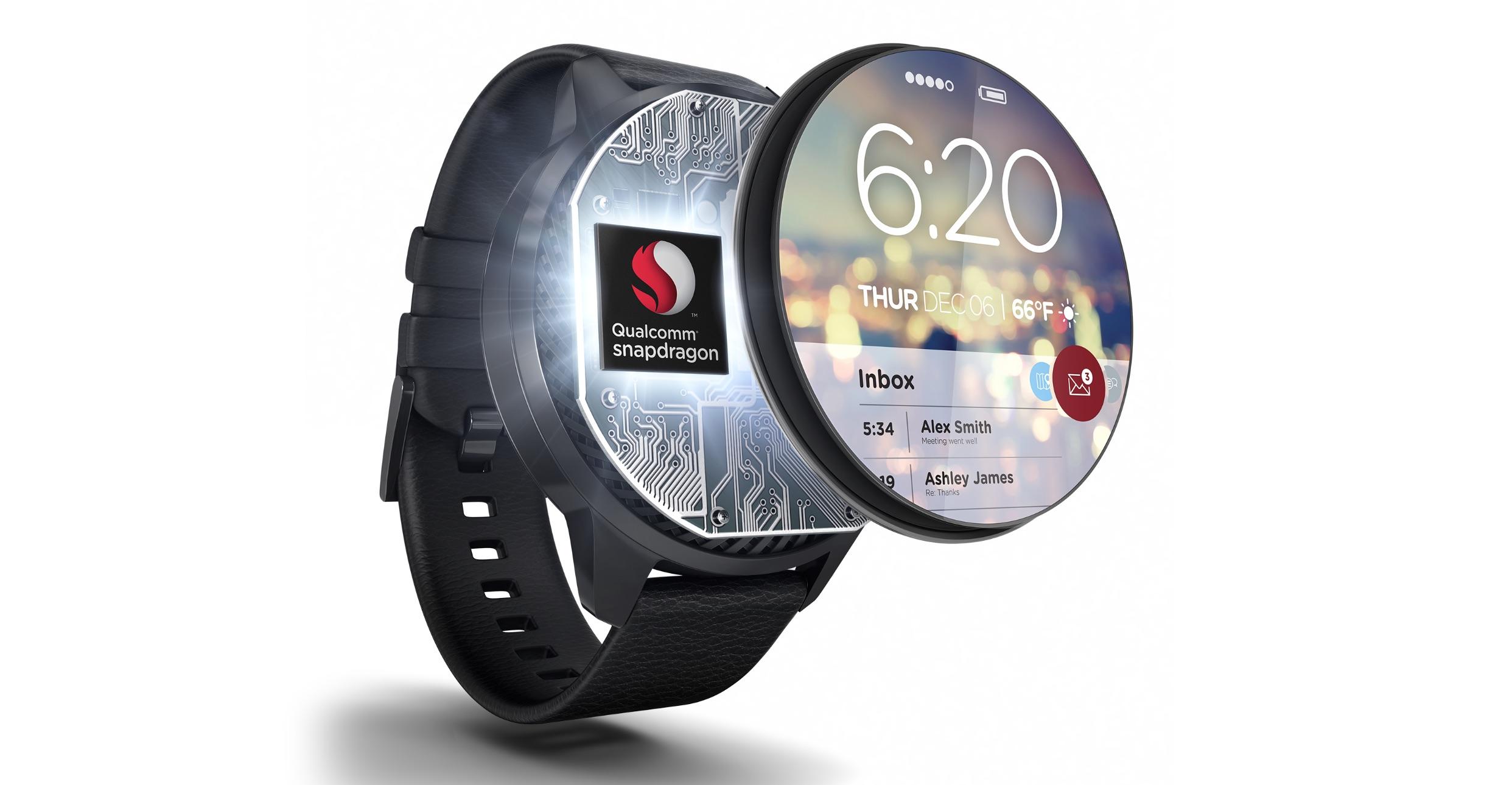 Qualcomm Snapdragon Wear 1100 : les montres connectées pour enfants ont aussi leur puce