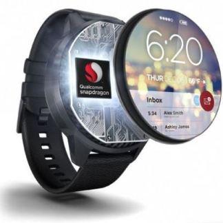 Wear OS : nouvelle puce Qualcomm pour des montres plus autonomes et plus petites
