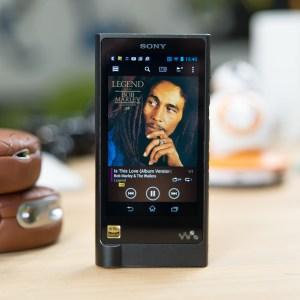 Test du Sony NW-ZX2 : le prix fort pour de l'audio Hi-Res
