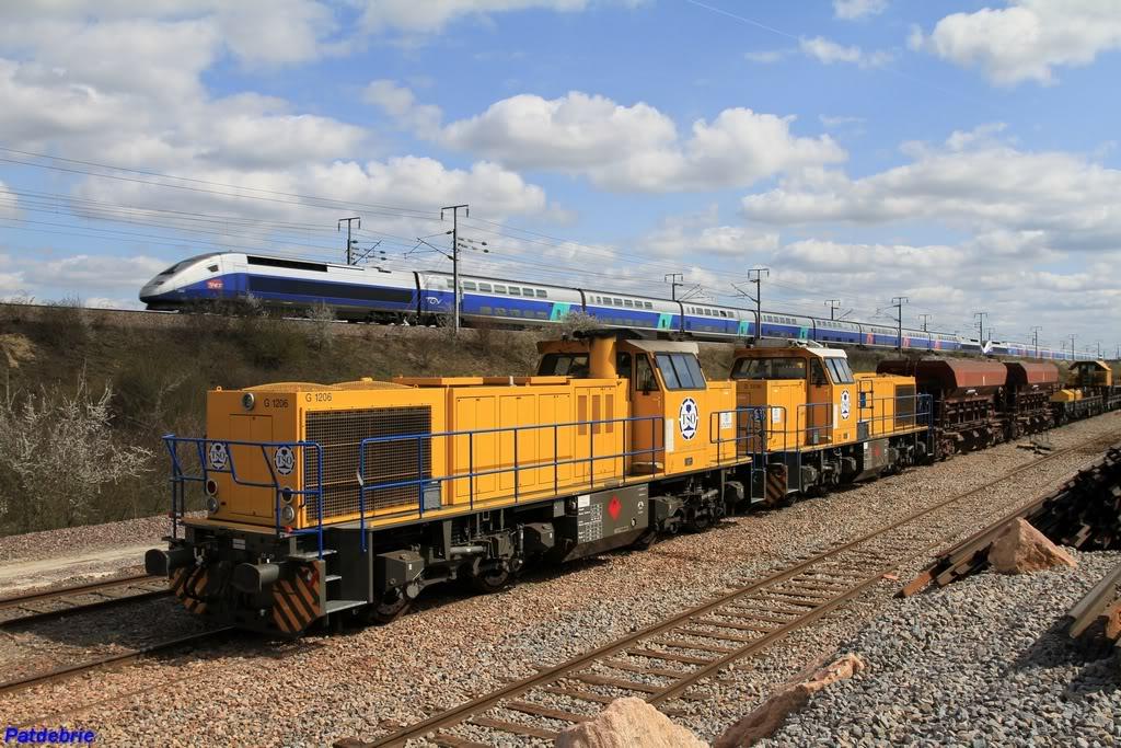 4G : Orange couvrirait déjà entièrement deux lignes TGV