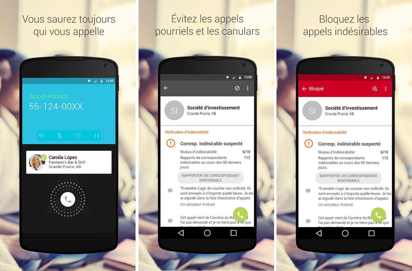 MWC 2016 : WhitePages Caller ID, le système anti-spam intégré au Samsung Galaxy S7