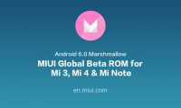 MIUI 7 : Android 6.0 Marshmallow arrive en version internationale sur...