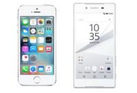 iPhone SE VS Sony Xperia Z5 Compact : Apple a-t-il un rival du côté d'Android ?