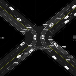Les voitures autonomes n'ont pas besoin de feu rouge