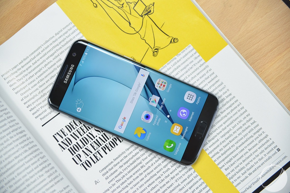 Samsung Galaxy S7 et S7 Edge, notre galerie photo