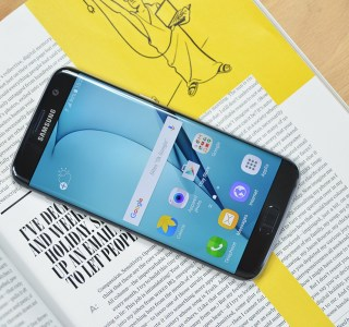 Test du Samsung Galaxy S7 Edge, de quoi éclipser l'iPhone 6s Plus