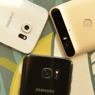 Comparatif photo : le Samsung Galaxy S7 face au Nexus 6P et Galaxy S6
