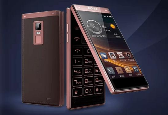 W909 : au tour de Gionee d'annoncer un nouveau smartphone à clapet