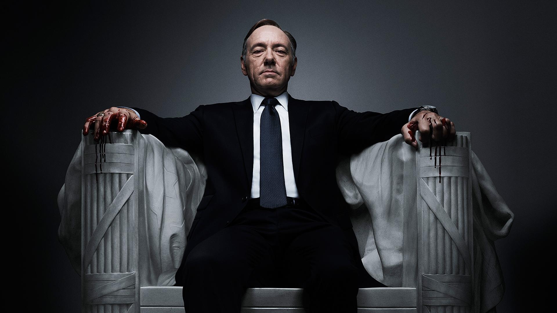 Toutes les saisons de House of Cards sont enfin disponibles sur Netflix