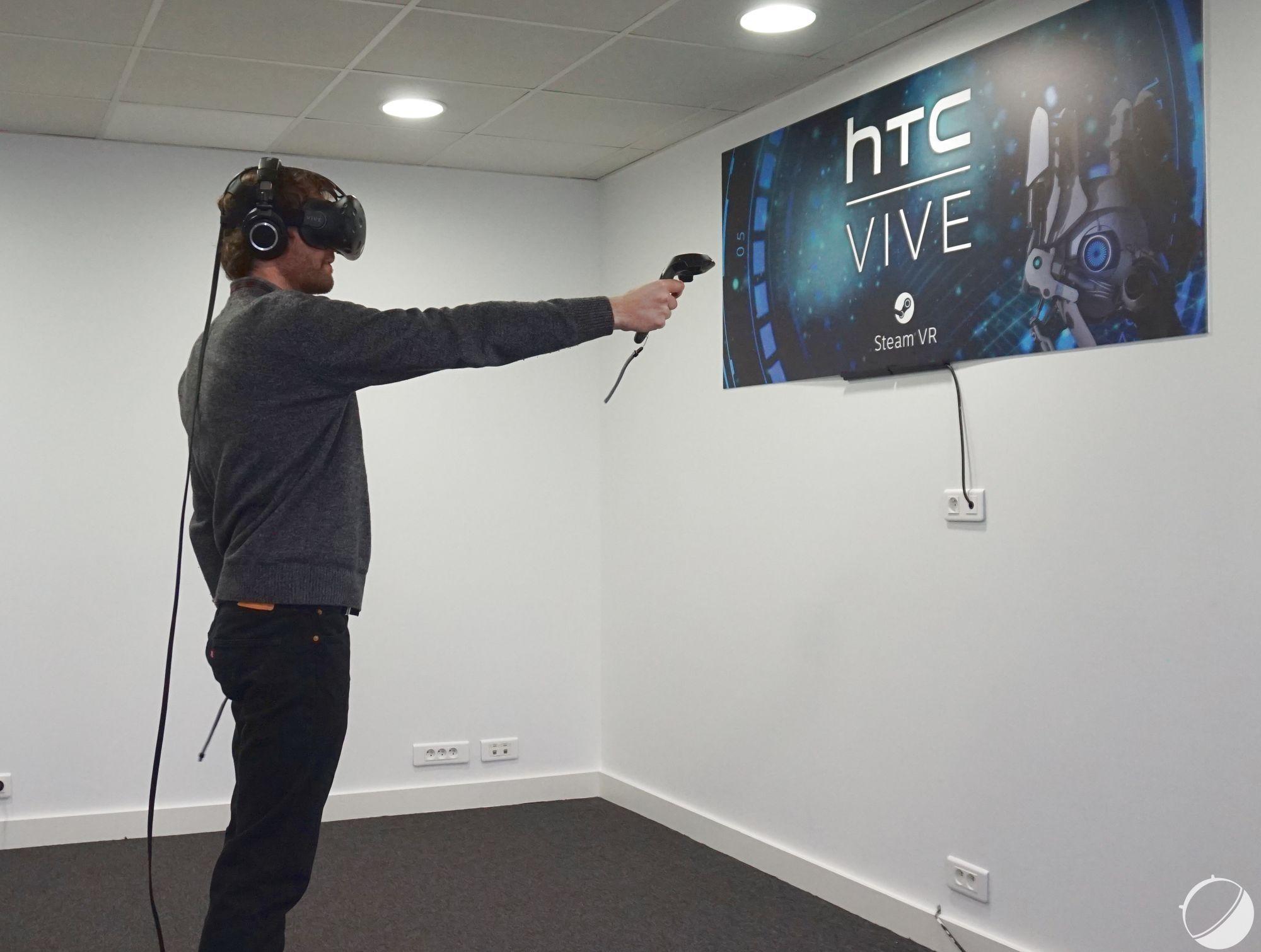 HTC songe sérieusement à créer une filiale VR indépendante