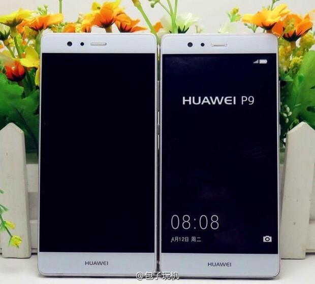 Le Huawei P9 se montre enfin sous tous les angles