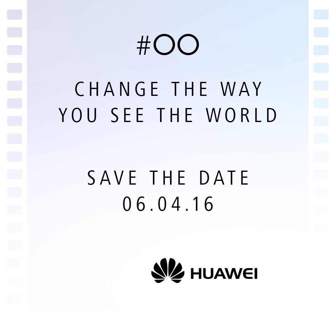 HuaweiP9 : les présentations auront lieu le 6 avril prochain