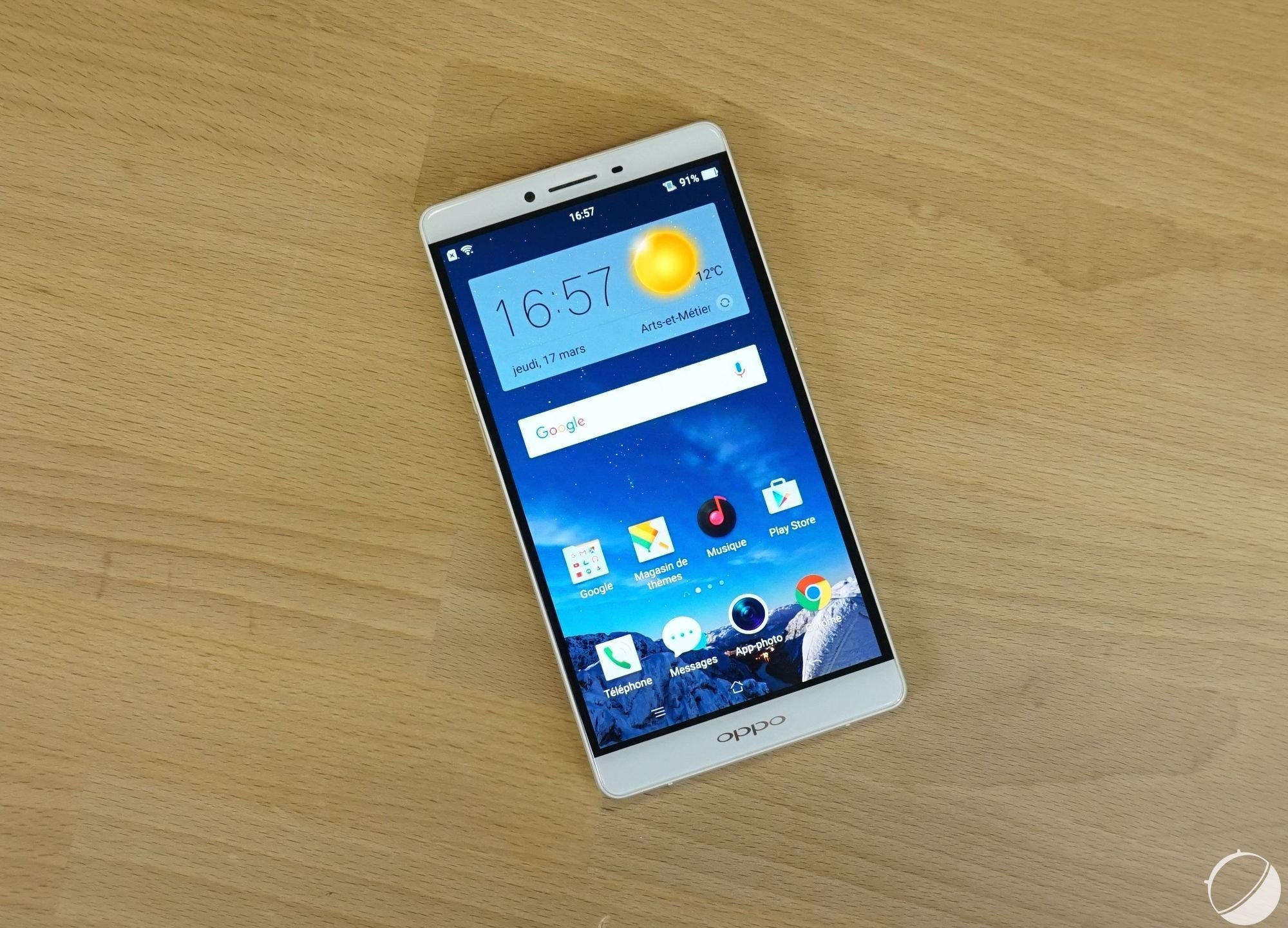 Test de l'Oppo R7 Plus, l'autre smartphone de 6 pouces