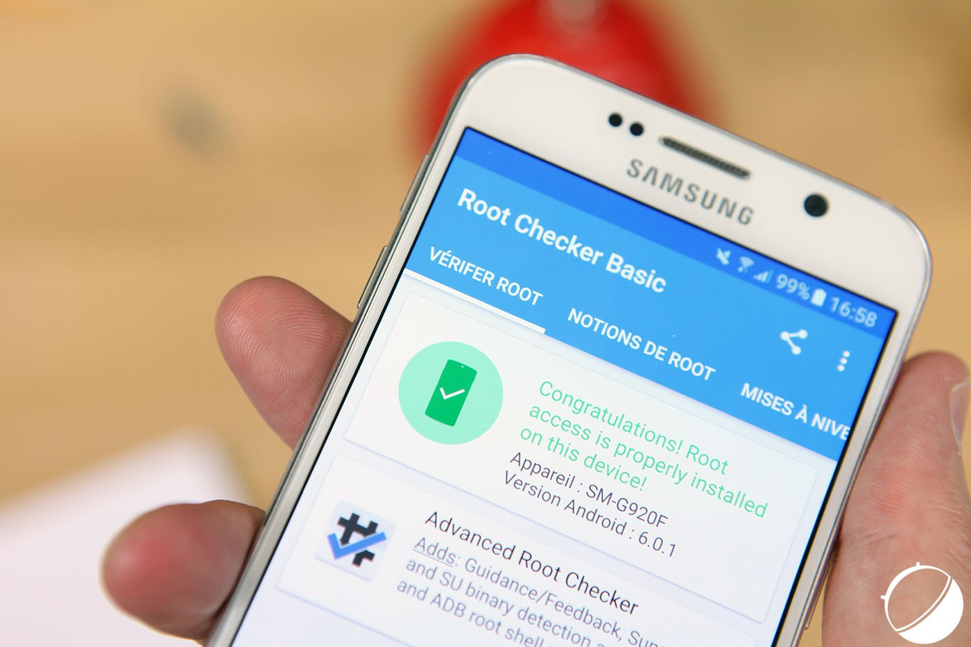 Tuto : Comment rooter le Samsung Galaxy S6 (edge) sous Android 6.0 Marshmallow ?