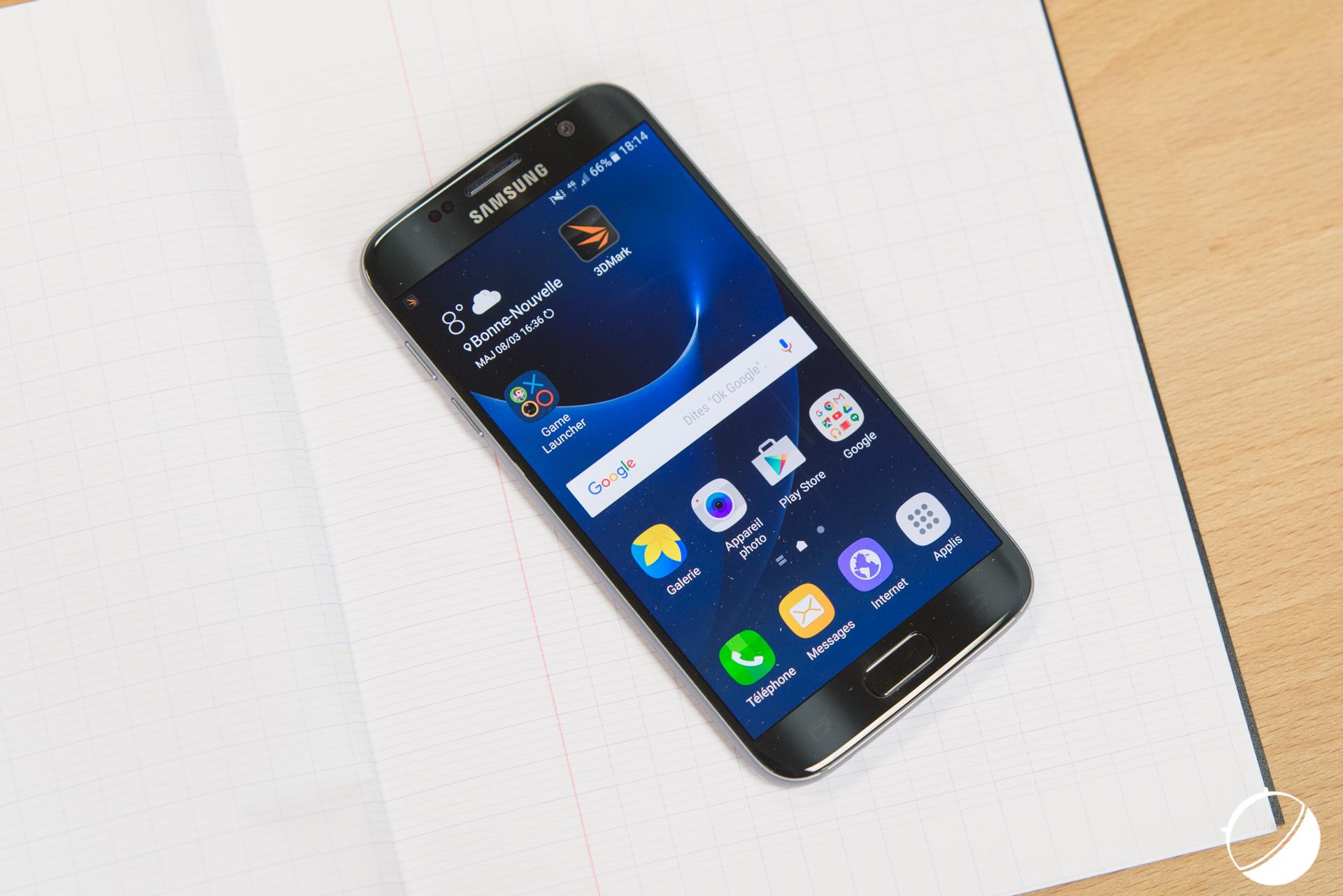 Samsung en passe de réaliser un bénéfice record grâce aux excellentes ventes du GalaxyS7