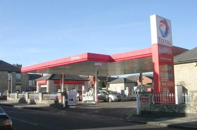 Total propose de payer votre plein d'essence avec votre smartphone
