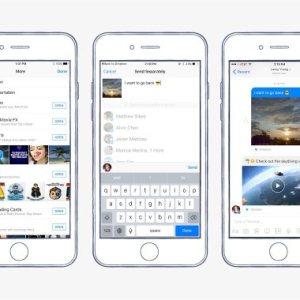 Dropbox est désormais intégré à Facebook Messenger