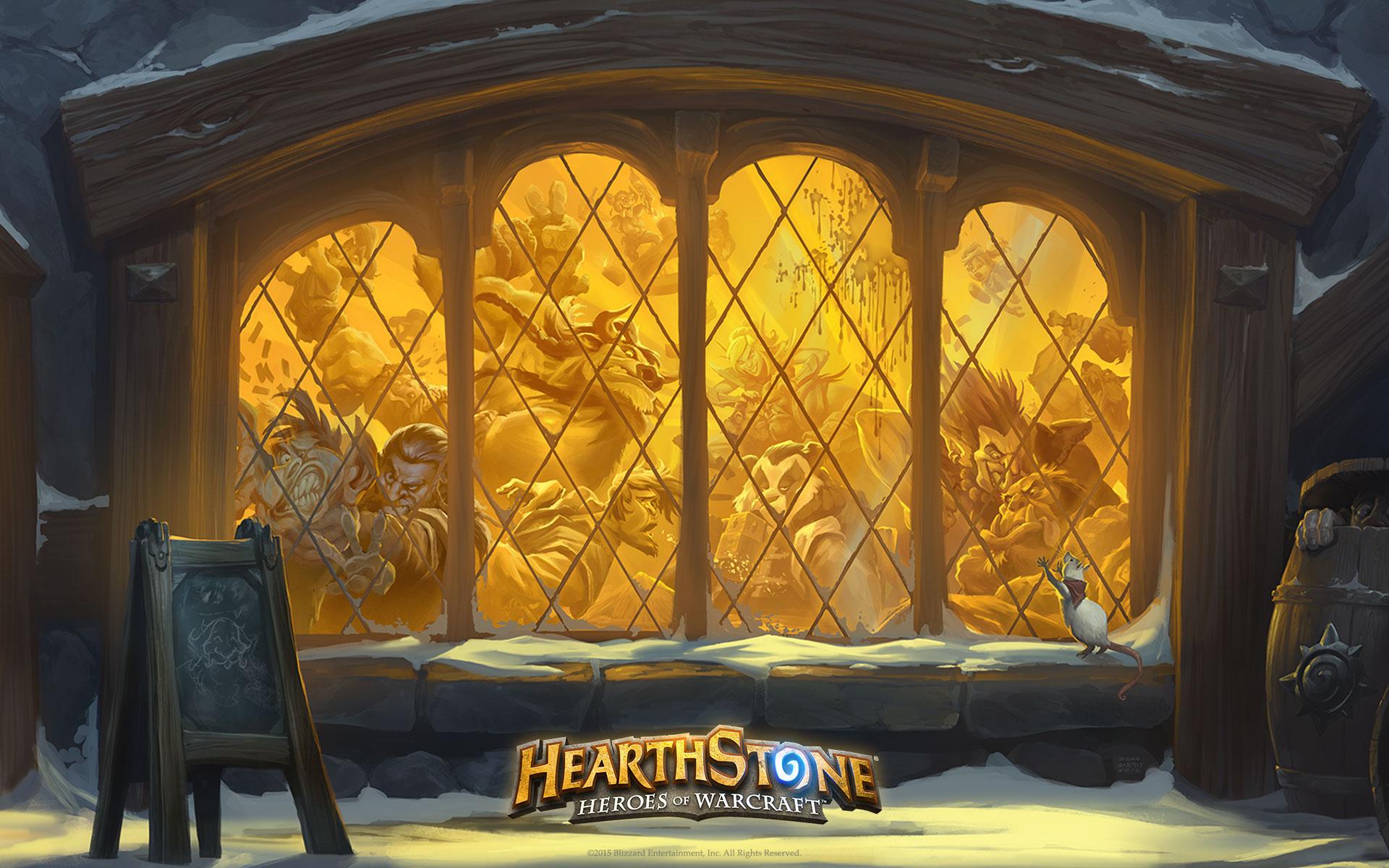 HearthStone : les Murmures des Dieux très anciens se feront entendre dès la semaine prochaine