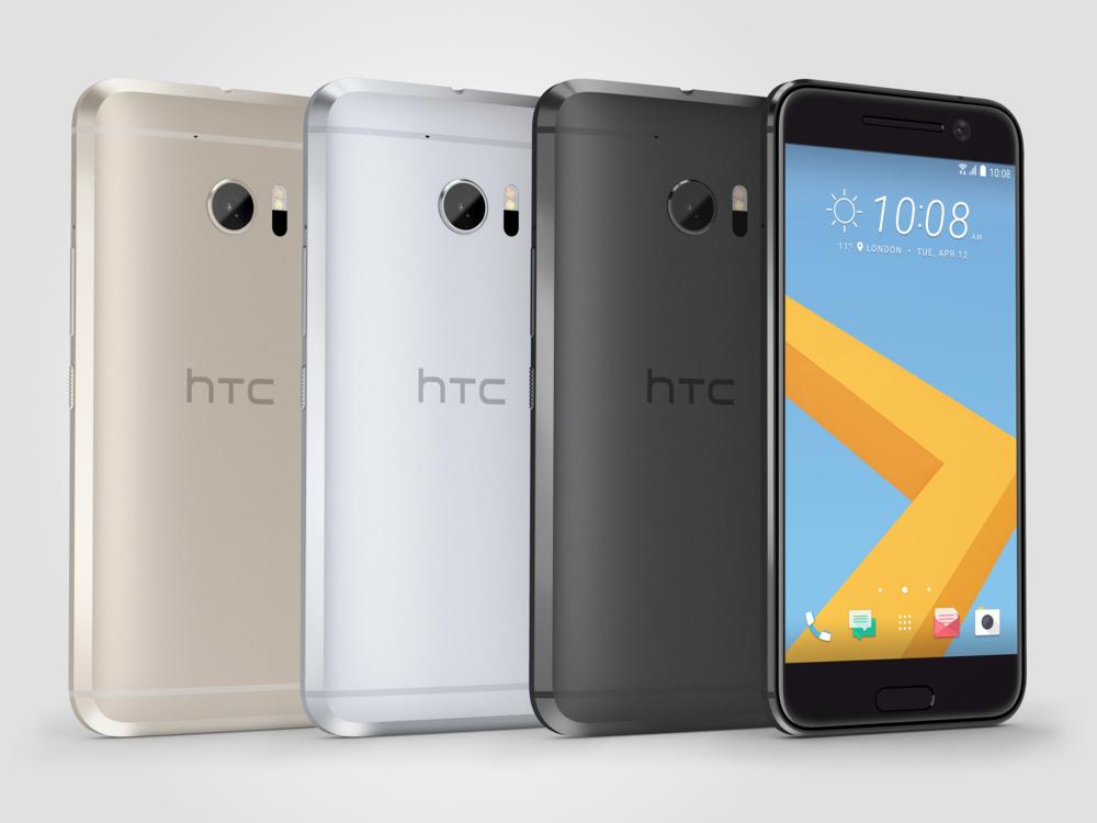 6 nouveautés du HTC 10 à retenir : USB Type-C 3.1, Quick Charge 3.0…