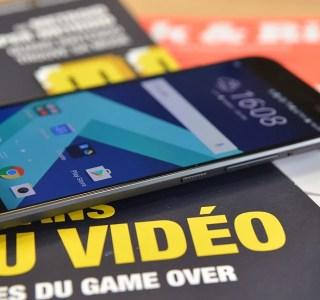 Test du HTC 10, sans faute et sans folie