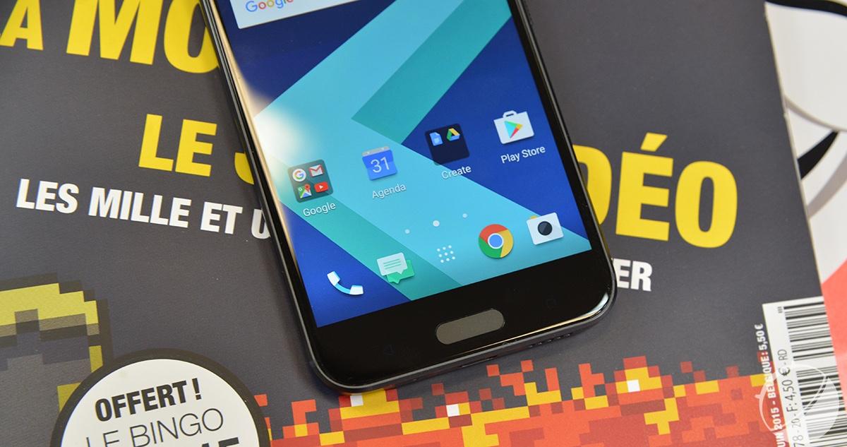 HTC prépare la disponibilité de Sense 8 Home sur tous les smartphones