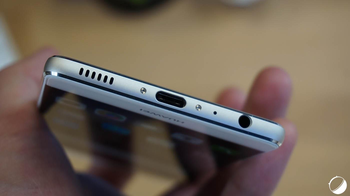 Huawei P9 : des microvis «pentalobes» inutiles, mais décoratives