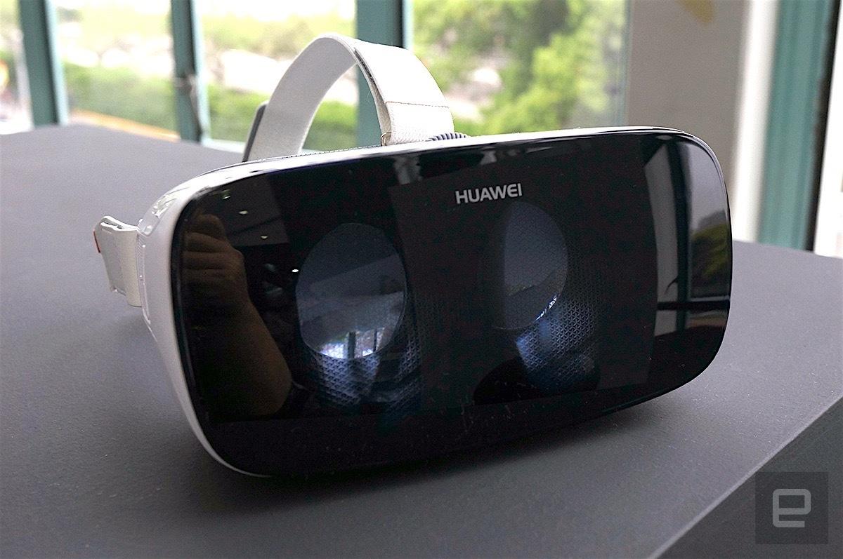 Le Huawei VR est officiel : un concurrent direct pour le Samsung Gear VR