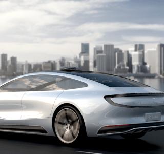 LeSee : la voiture autonome et électrique du chinois LeEco