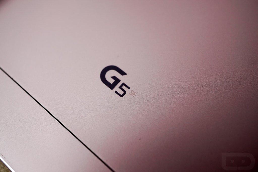 LG G5 SE : non, LG ne veut pas faire un G5 miniature