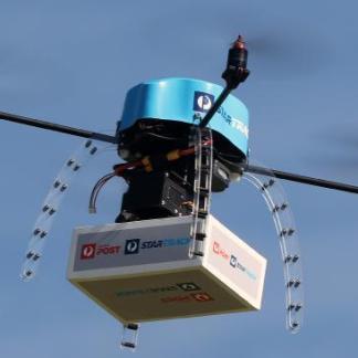 La Poste australienne se met à la livraison par drones