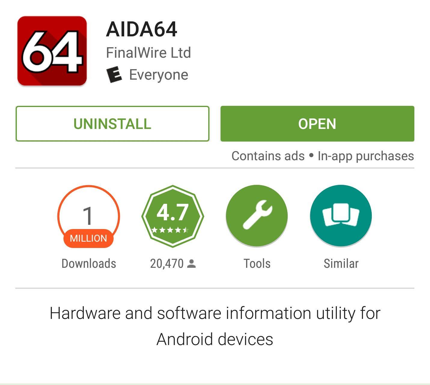 Si les apps contiennent de la publicité, le Play Store le dit désormais clairement