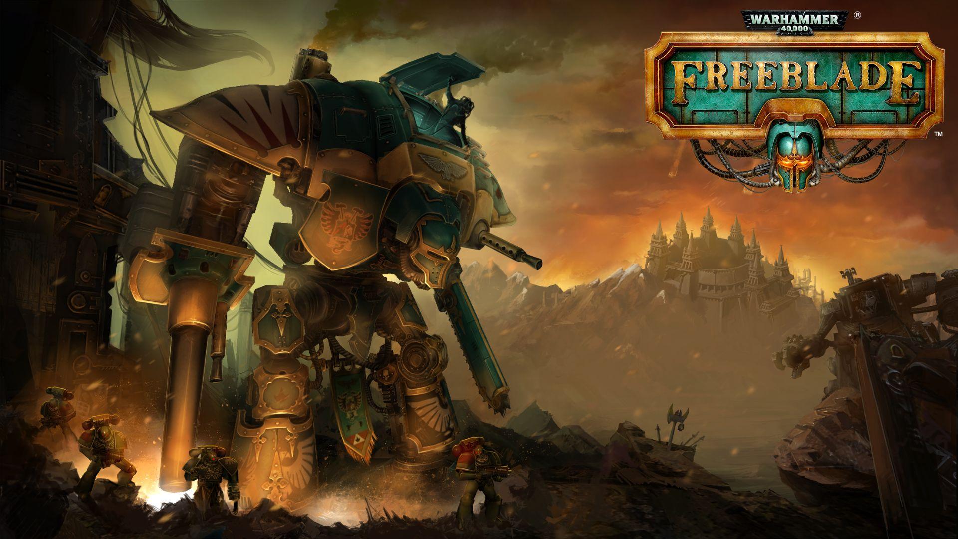 Warhammer 40 000: Freeblade fait parler la poudre et la tronçonneuse sur Android