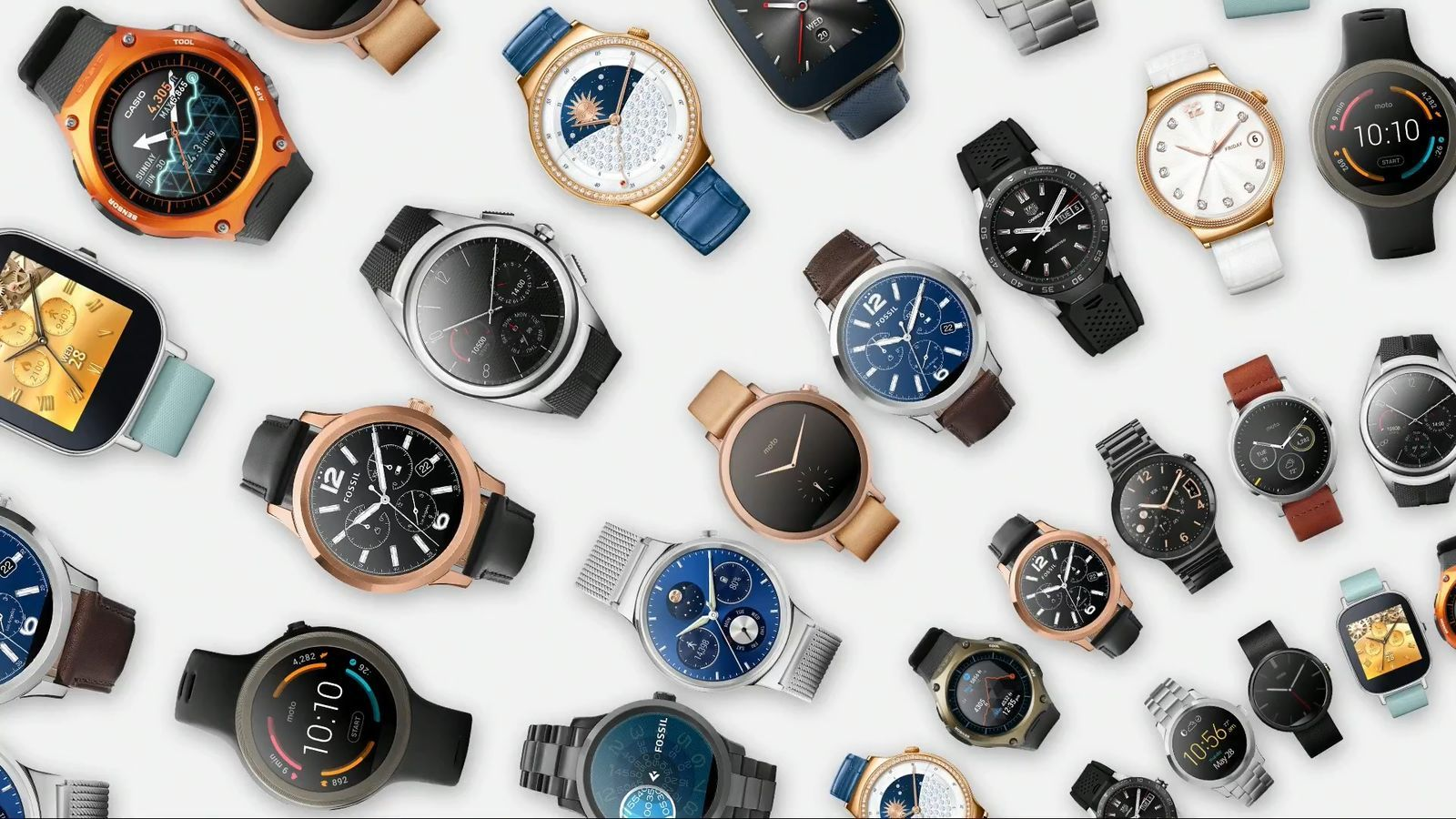 Android Wear 2.0 veut rendre les smartwatchs encore plus indépendantes