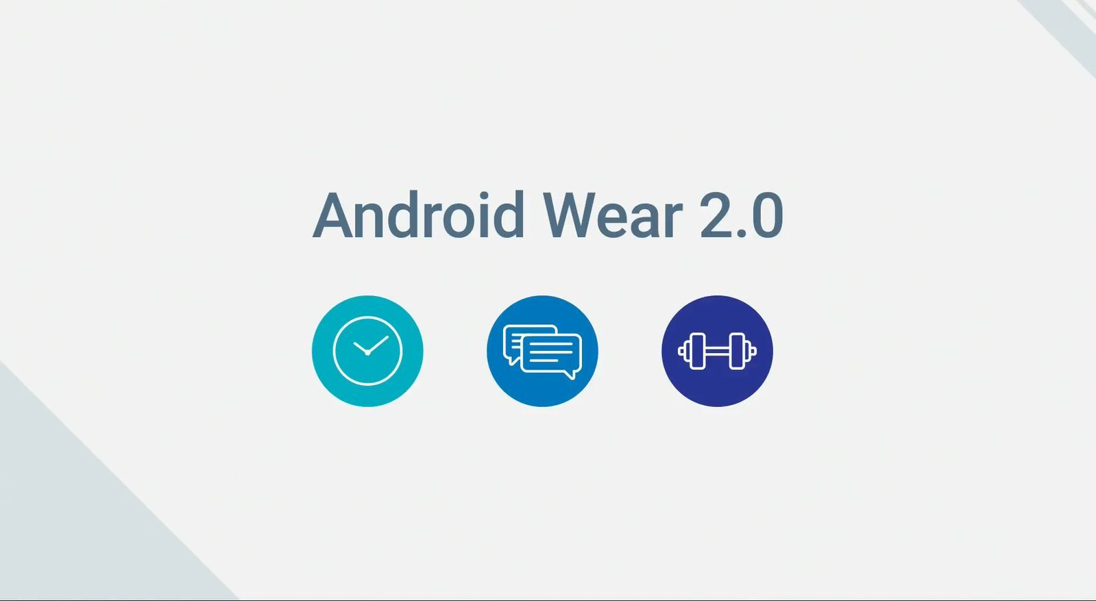 7 raisons d'attendre Android Wear 2.0