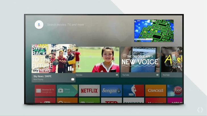 Android TV : l'arrivée de la 4K HDR, du picture-in-picture et de quelques surprises
