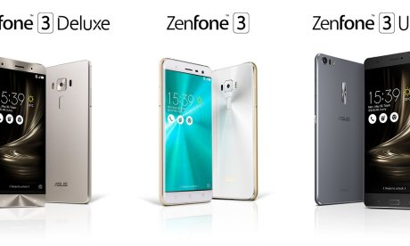 Asus Zenfone 3 : comparatif des six versions (Max, Laser, Ultra,...