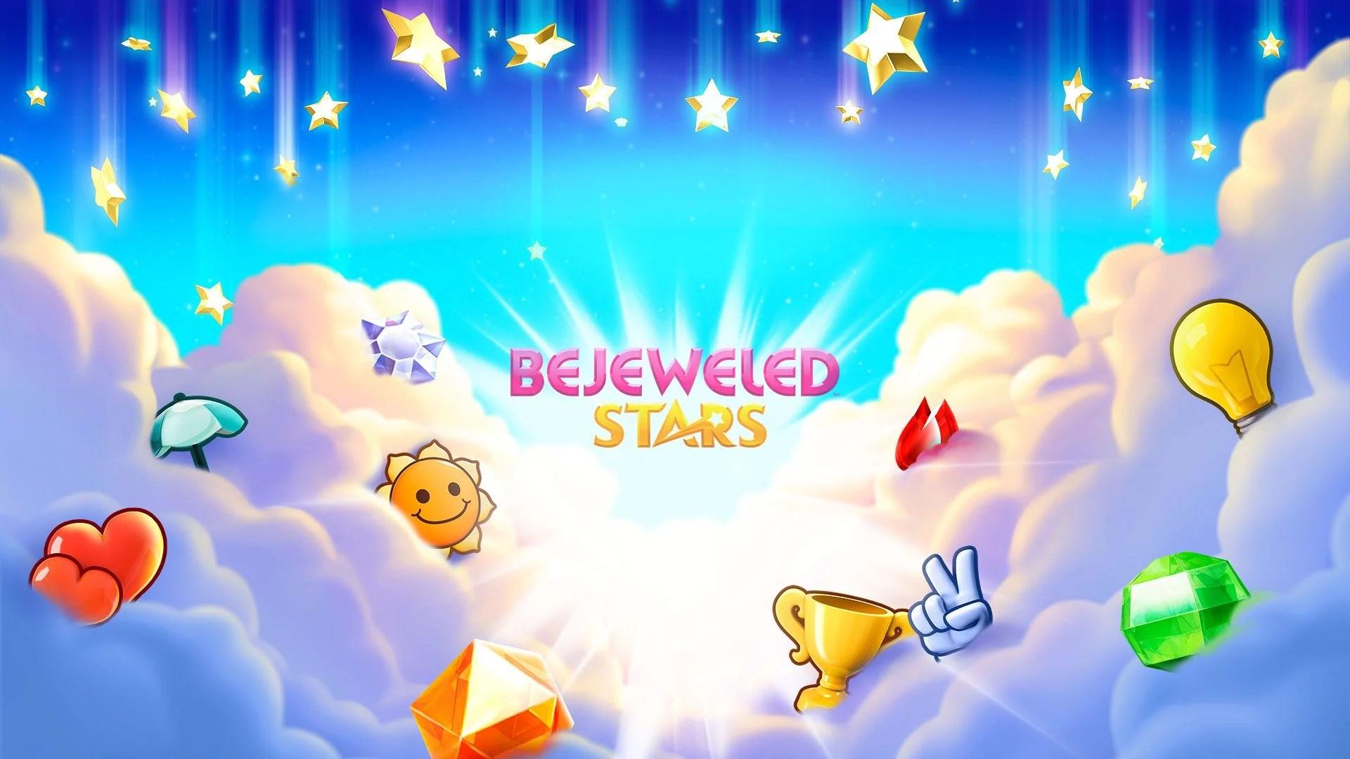 Bejeweled Stars est un match-3 qui en fait trop, merveilleusement trop