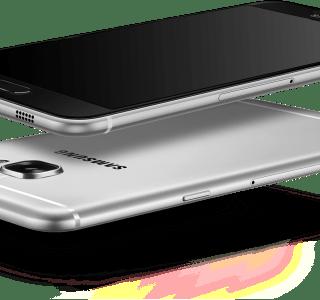 Samsung annonce ses Galaxy C5 et C7, avec de faux airs d'iPhone