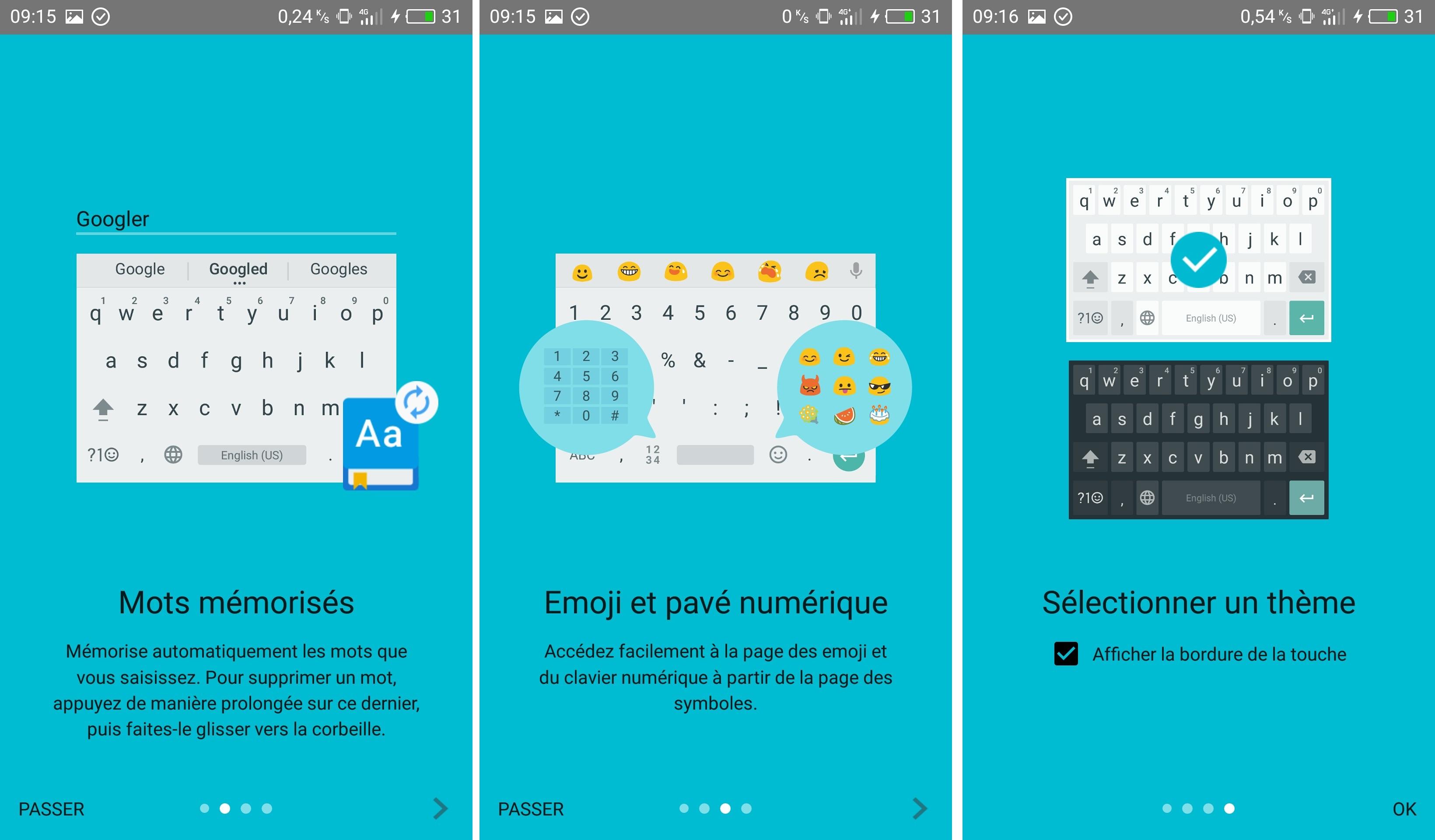 Tech'spresso : le nouveau clavier Google, les prochains Moto de Lenovo et les lentilles de Sony