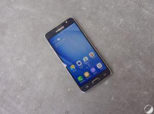 Test du Samsung GalaxyJ5 (2016), l'autonomie au prix trop fort