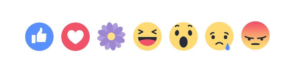 Facebook se lance dans les réactions ponctuelles (et fleuries) à l'occasion de la fête des mères