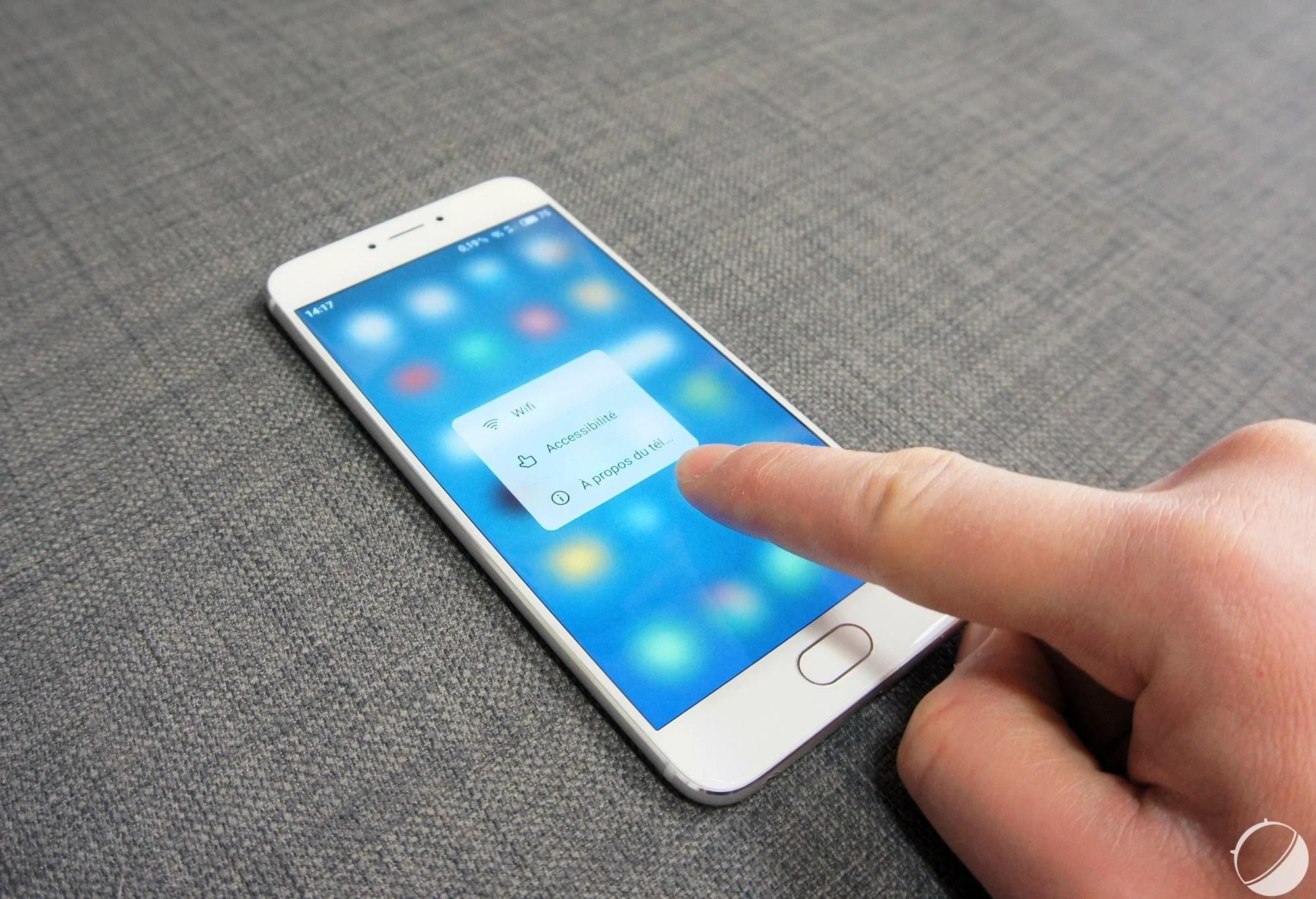 Rumeur : Android N ne supportera pas les écrans Force Touch
