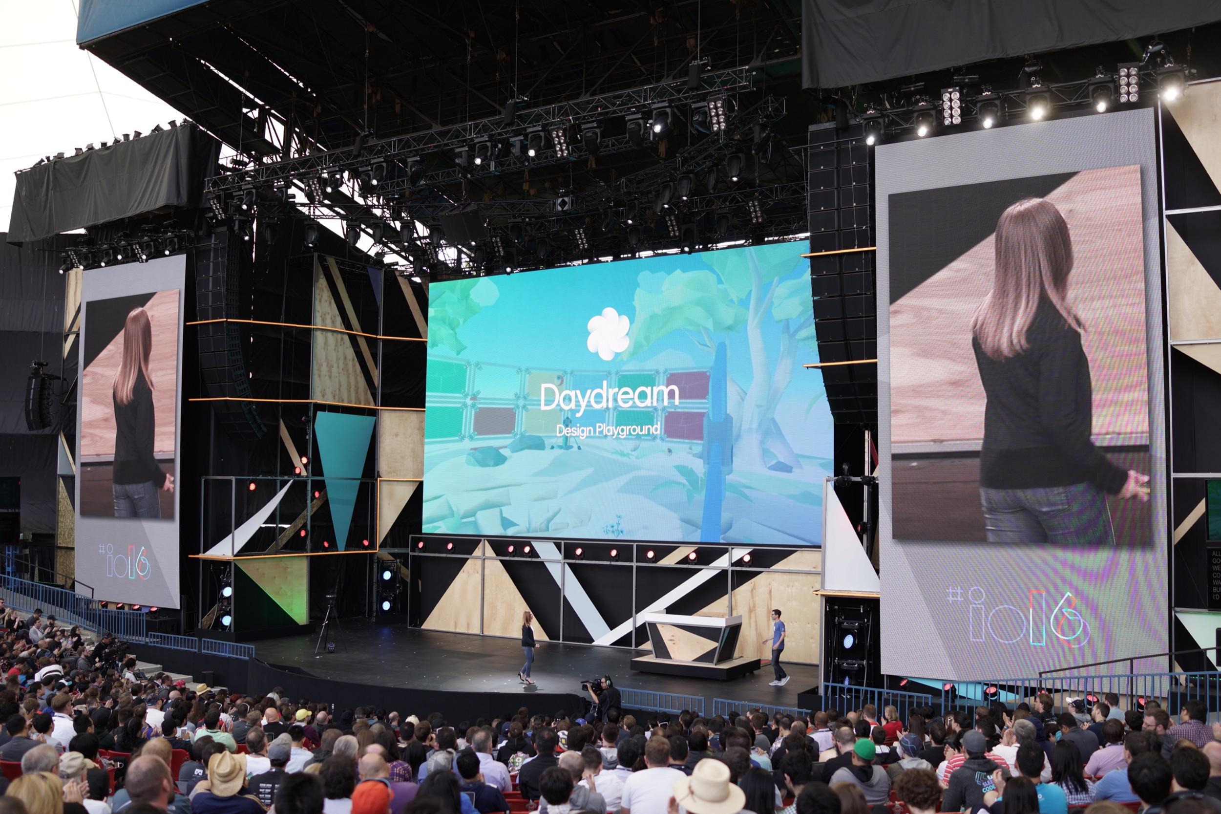 L'ambition de Google derrière Daydream, la réalité virtuelle pour tous