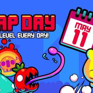 Leap Day met tous les jours à l'épreuve votre adresse aux jeux de plateforme